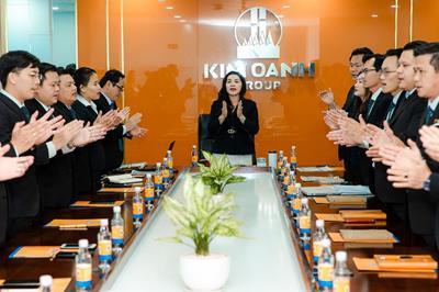 Kim Oanh Group công bố chiến lược đột phá trong năm 2021