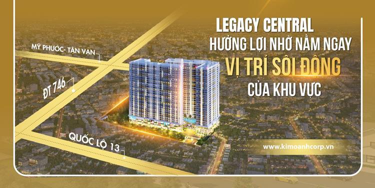 Căn Hộ Legacy Central