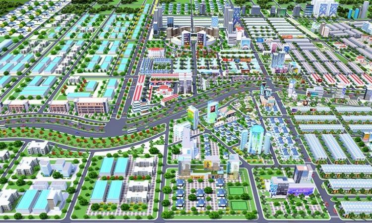 Khu Đô Thị Bàu Xéo - Trảng Bom